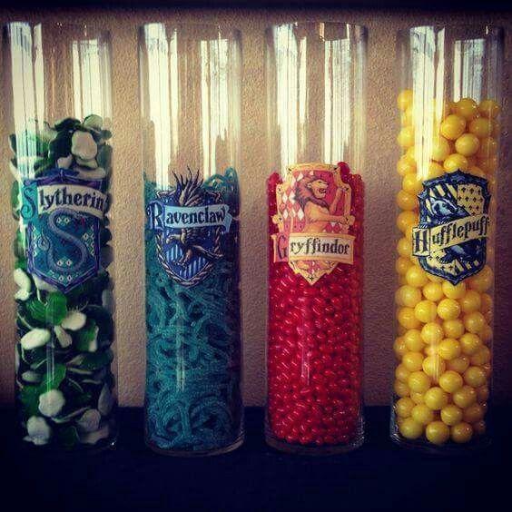 Harry Potter Candy Bar