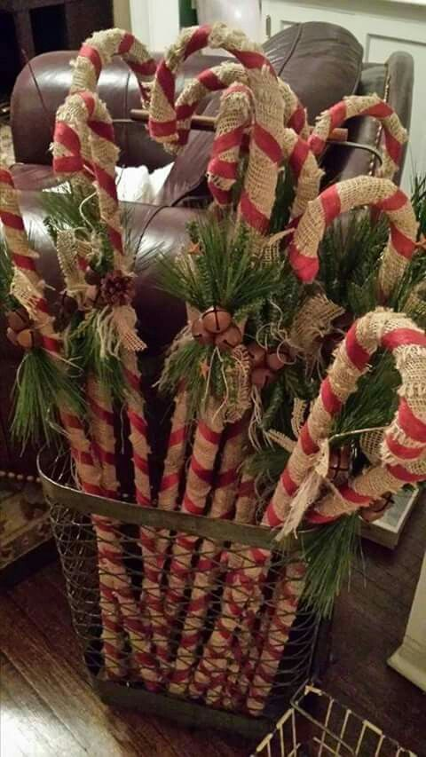 Large Candy Canes