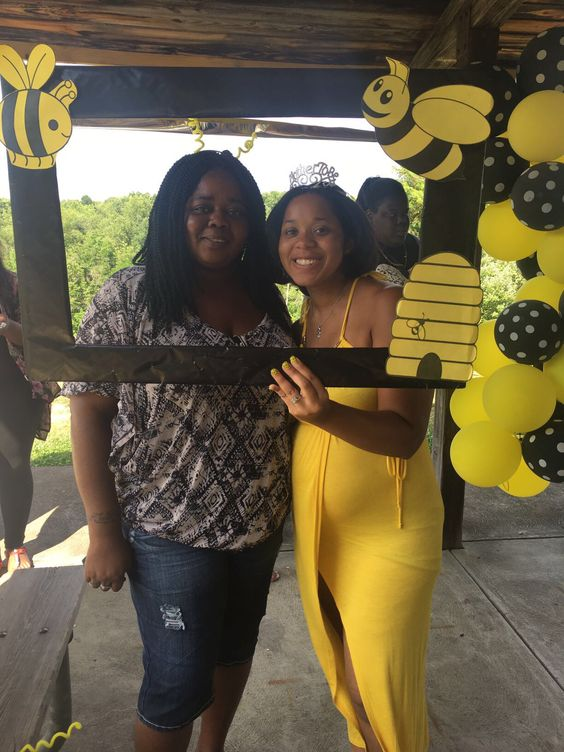 Bumblebee Photo Booth