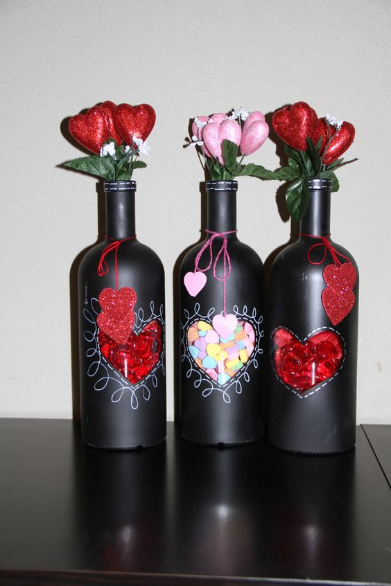Candy Bottles