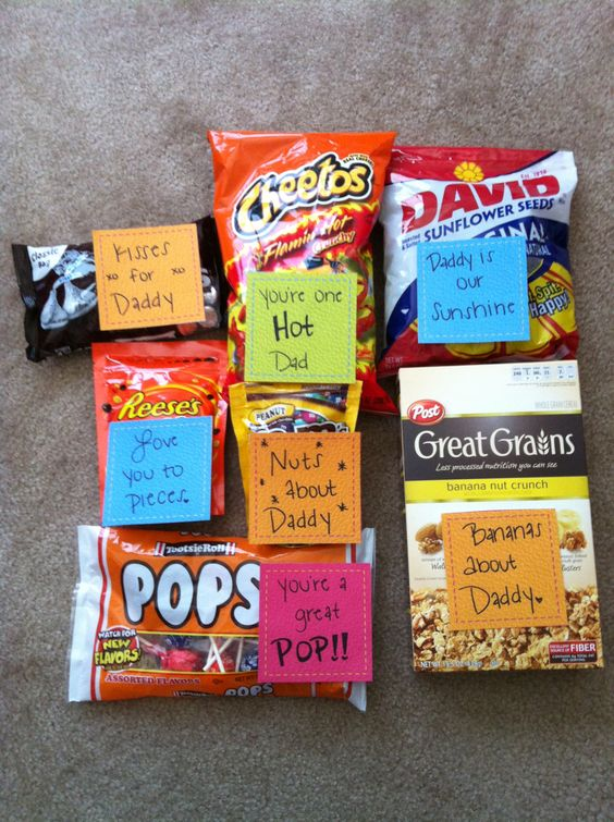 Father's Day Care Package