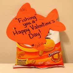 Healthy Valentines Snack