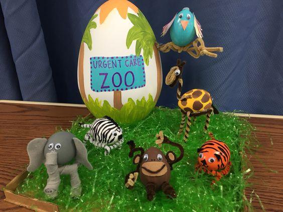 Egg Decorating Ideas for School