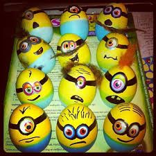 Egg Decorating Ideas for School