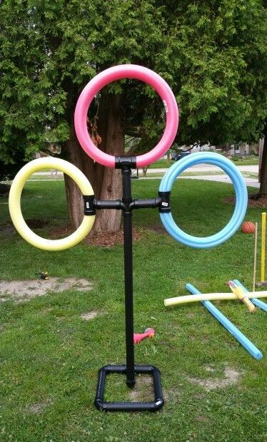 Outdoor Backyard Games for Kids