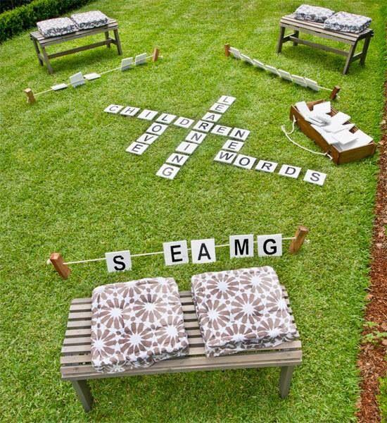 Outdoor Backyard Games for Kids