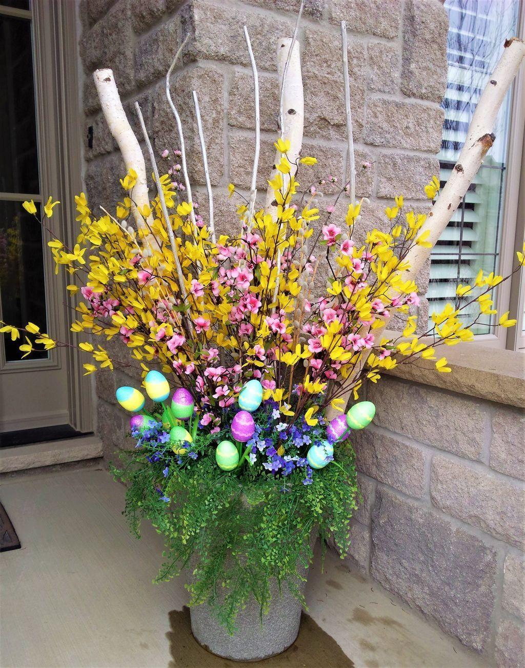 Easter Porch Decor Ideas