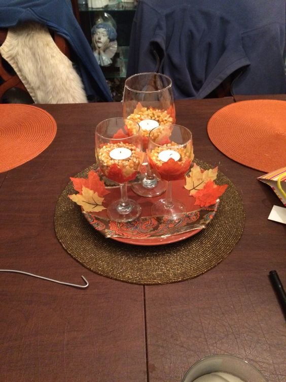 Thanksgiving Tablescapes Ideas